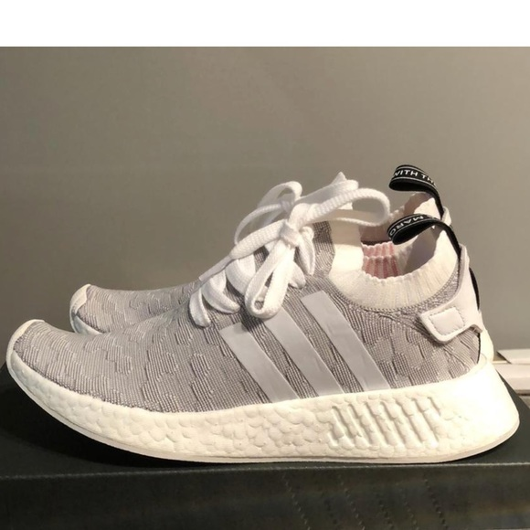 fba82826d60 Adidas woman s NMD r2 PK W sneakers brand new